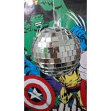 Bolas Esfera Espejo Disco Deco 20 Cms Retro