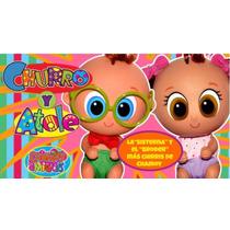 Paquete Churro Y Atole Distroller Hermanos De Chamoy