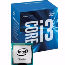 Micro Procesador Intel I3 6100 6ta Gen 3.7ghz Skylake 1151
