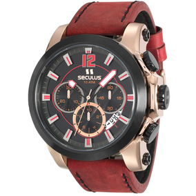 Relógio Seculus Masculino 13014gpsvic3