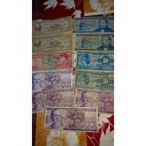 Colección Billete Y Moneda Antigua
