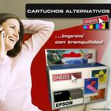 Cartucho Alternativo Epson T1401 Stylus T42wd Tx560wd Gneiss