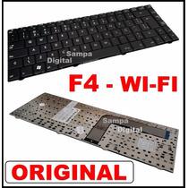 Teclado Mp-09p88pa-f511 82r-14f121-4211 S/n: 1124031567m Br