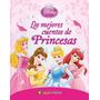 Libro Los Mejores Cuentos De Princesas Disney Guadal