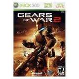 Gears Of War 2 Mídia Física Xbox 360 - Salvador Ba