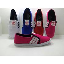 Sapatilha adidas Tênis Sapatenis Masculino Femenino Top
