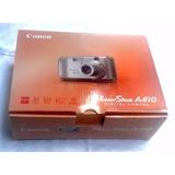Cámara Canon Power Shot A410