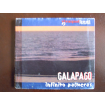 Galapago Cd Infinito De Palmeras Sello Nopalbeat