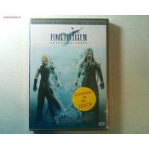 Final Fantasy Advent Children Nuevo Original En Español