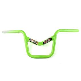Guidon Esportivo Honda Ks / Es / Fan / Titan150 Verde
