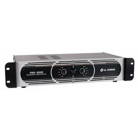 Amplificador Potência Ll Audio Pro 2200 550 W Frete Grátis