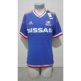Camiseta Yokohama Marinos 2015 Titular Nº10 Nakamura adidas