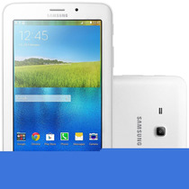 Tablet Galaxy Tab E T113nu Branco Tela 7 2mp 8gb Samsung
