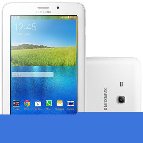 Tablet Galaxy Tab E T113nu Branco Tela 7 2mp 8gb Samsung
