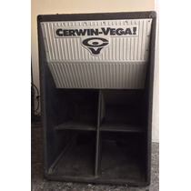 Cerwin Vega El36 Made In Usa Subwoofer L36 18 Rebote Le36