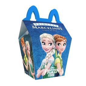 Kit Frozen Fever Imprimible Personalizado
