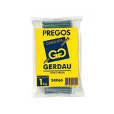 Prego C/ Cabeça 24x60 Pacote 1kg Gerdau
