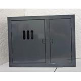 Caja De Medidor 220v Dos Puertas (50 X 38 X 18 Cm)
