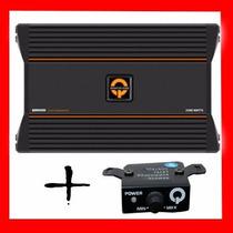 Potencia Quantum Qrm2500 Monoblock Digital 2500 Rms +control