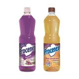 Procenex Fragancia Lavanda 900ml + Pisos Plastificados 900ml