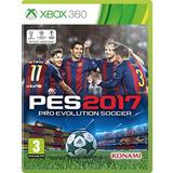 Pes 2017- Juego Fisico - Xbox 360 - Prophone