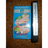 Los Tres Chanchitos Vhs Classic Toons Dibujitos Clasicos