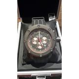 Espectacular Reloj De Caballero Tw Steel De Acero Y Caucho