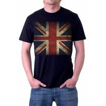 Camisa,camiseta Bandeira Inglaterra Malha Dryfit Qualidade
