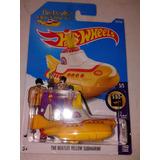 Hot Wheels Yellow Submarine The Beatles