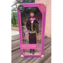 Barbie Mariachi (muñecas Del Mundo México)
