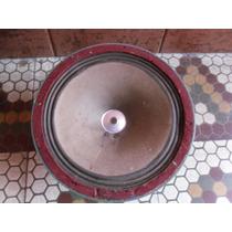 Parlante Leea Antiguo 10-12 W/ 8 Ohms- Para Reparar Membrana