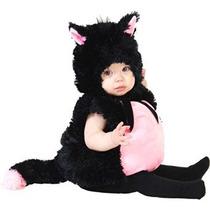 Disfraz El Pequeño Gatito Bebé / Niño Del Gato Del Traje De