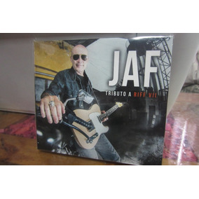 Jaf Tributo A Riff 7!! 2015 Cd!!