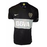 Camiseta De Arquero De Boca Junior + Numero De Regalo Nike