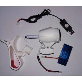 Câmera Fpv Syma Wi-fi Universal Suporte Quadricóptero Drone