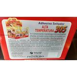 Sellador Alta Temperatura 1200° Salamandras Ect..