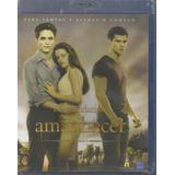 Blu-ray - Saga Crepúsculo - Amanhecer Parte 1 - Lacrado