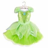 Fantasia Tinker Bell Q Acende Princesa Original Disney Store