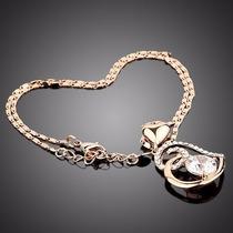 Collar Dije Corazón Elements,regalo,medalla.