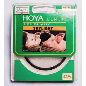 Filtro Skylight 62mm Hoya