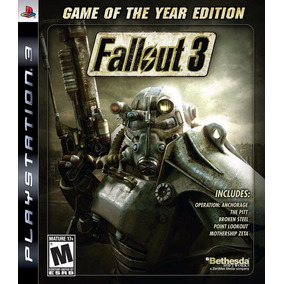 Fallout 3 Game Of The Year Goty Fisico Nuevo Ps3 Dakmor