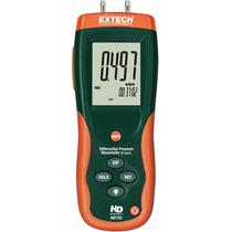 Extech Hd755 Manómetro De Presión Diferencial -0.5psi