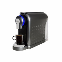 Cafetera Legato Nespresso/cafe/te 30 Cap Incluidas Silver