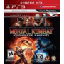 Mortal Kombat Komplete Edition Ps3 Nuevo Sellado Fisico