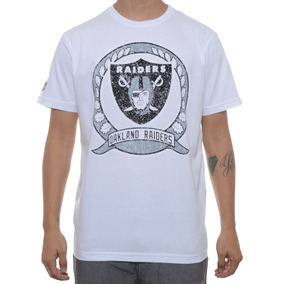 Camiseta New Era Circle Raiders