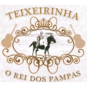 Cd Duplo Teixeirinha - O Rei Dos Pampas