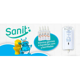 Higienizador Para Assento Sanitario Sanit