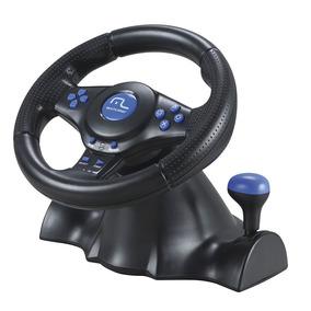Controle Volante Multilaser 3 Em 1 Ps3 Ps2 Pc Marcha Js073
