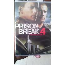 Prision Break Temporada 4 Completa