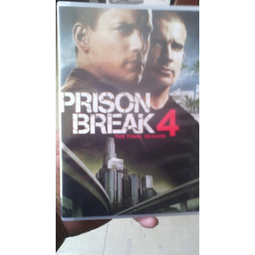 Prision Break Temporada 4 Completa